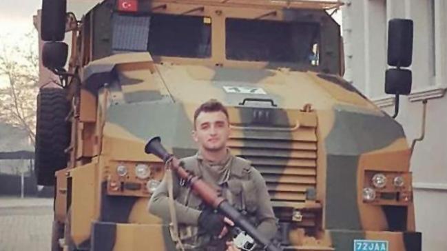 PKK%E2%80%99l%C4%B1+ter%C3%B6ristlerin+d%C3%BCzenledi%C4%9Fi+sald%C4%B1r%C4%B1da+yaralanan+askerlerimizden+Uzman+%C3%87avu%C5%9F+Yahya+%C5%9Een+%C5%9Fehit+oldu