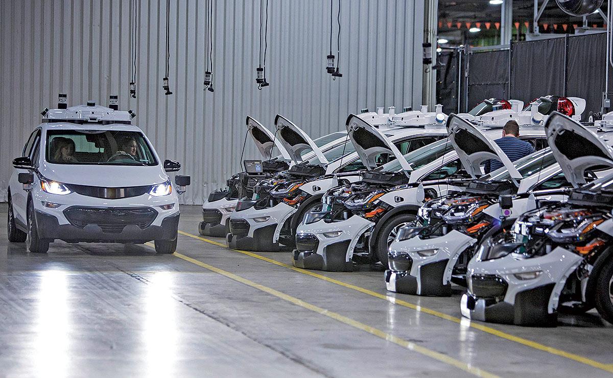 General Motors ve Honda, sürücüsüz araç üretimi için ortaklık kurdu