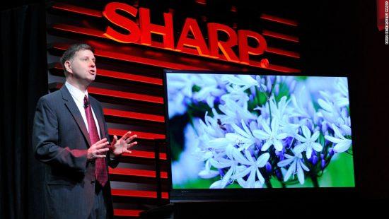 Japon firması Sharp, OLED ekran işine giriyor