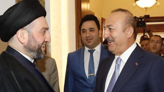 Bakan Çavuşoğlu: Irak'a bütün alanlarda tam destek vereceğiz
