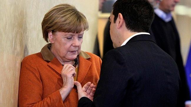 Çipras-Steinmeier görüşmesine 'savaş tazminatı' gölgesi
