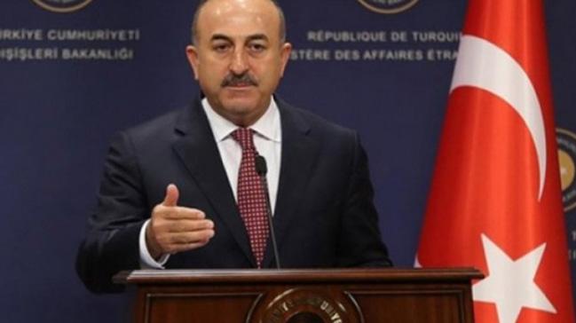 Dışişleri Bakanı Çavuşoğlu: Terörle mücadelemiz Irak'ın toprak bütünlüğüne saldırı değildir