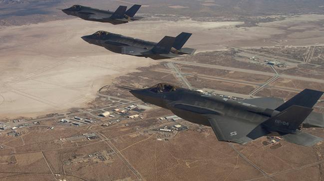 ABD tüm F-35 savaş uçağı filosunun uçuşlarını durdurdu