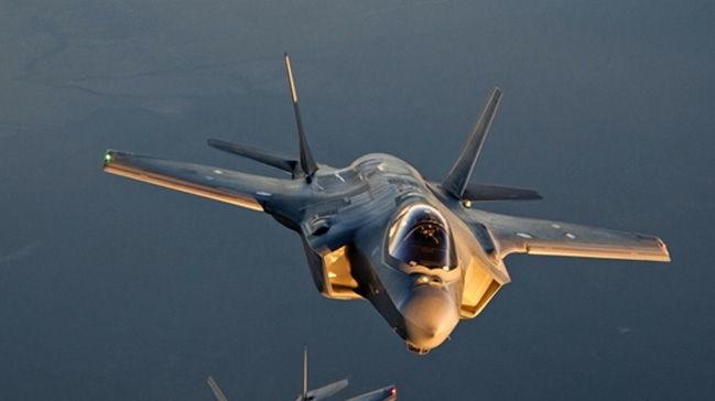 ABDnin ardından İsrail de F-35 uçuşlarını durdurdu 41