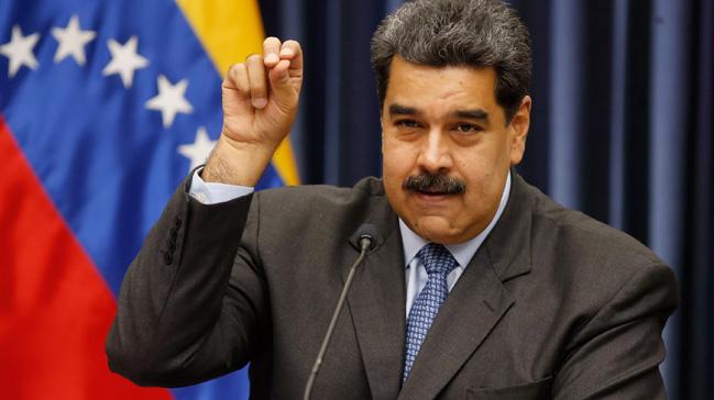 Maduro: ABD beni öldürmeye çalışıyor 50