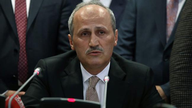 Ulaştırma ve Altyapı Bakanı Mehmet Cahit Turhan: Yakında 5G geliyor