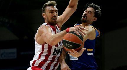 Alexey Shved'in müthiş oyunu galibiyete yetmedi