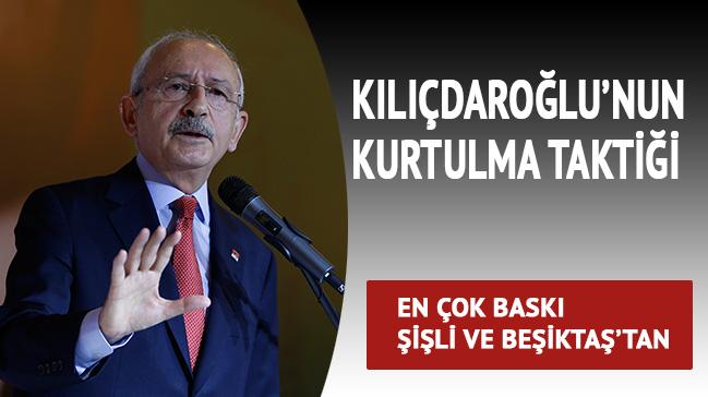 Kılıçdaroğlu'nun 'kurtulma' taktiği