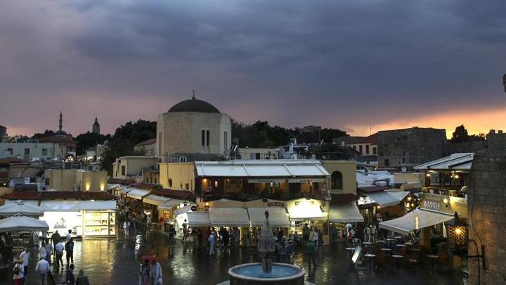 Denizlerin yükselmesi Akdeniz'deki Dünya Miras Alanları için risk