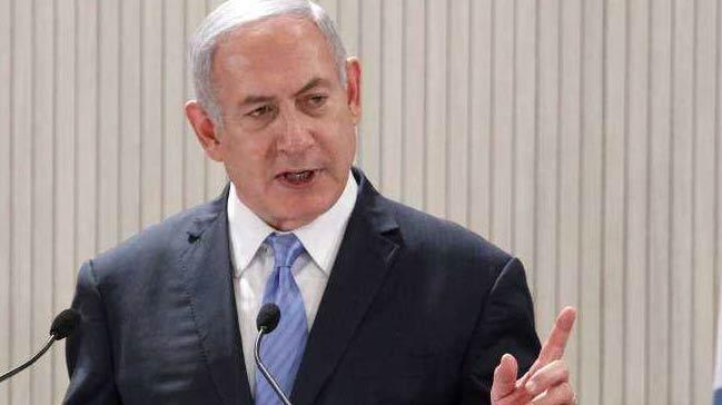 Netanyahu yine Hamas'ı tehdit etti