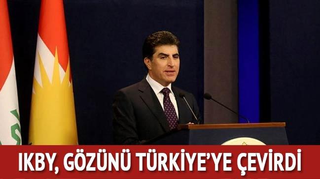IKBY, gözünü Türkiye'ye çevirdi!