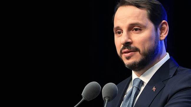 Bakan Albayrak: Cari açığın azalmasına katkı sağlayacak projelere yöneleceğiz