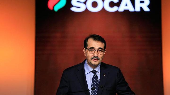 Enerji ve Tabii Kaynaklar Bakanı Dönmez: STAR Rafineri'si petrol ihtiyacının dörtte birini  karşılayacak