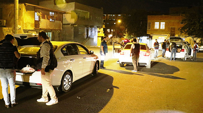 Diyarbakır'da asayiş uygulaması yapıldı…
