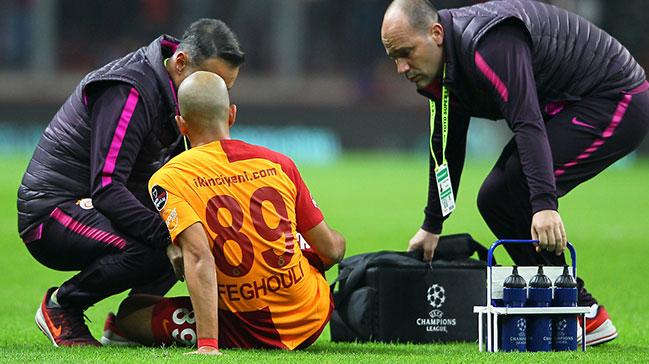 Fernando ve Feghouli Schalke maçında yok