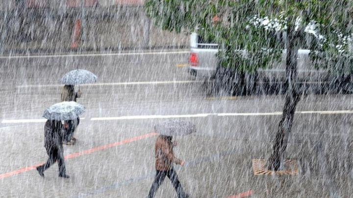 Meteoroloji Türkiye geneli için sağanak uyarısı yaptı