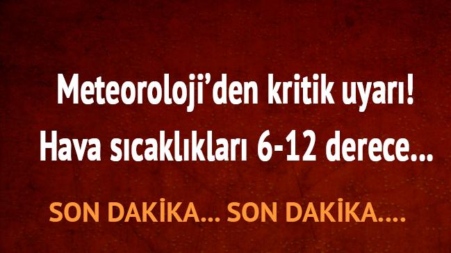 İstanbul 15 günlük hava durumu raporu Meteoroloji 23 Ekim günlük bugün hava durumu uyarısı