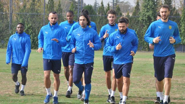 Ankaragücü Fenerbahçe maçının hazırlıklarına başladı