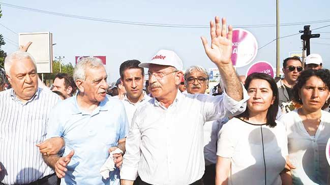 CHP'li başkana HDP'li yardımcı