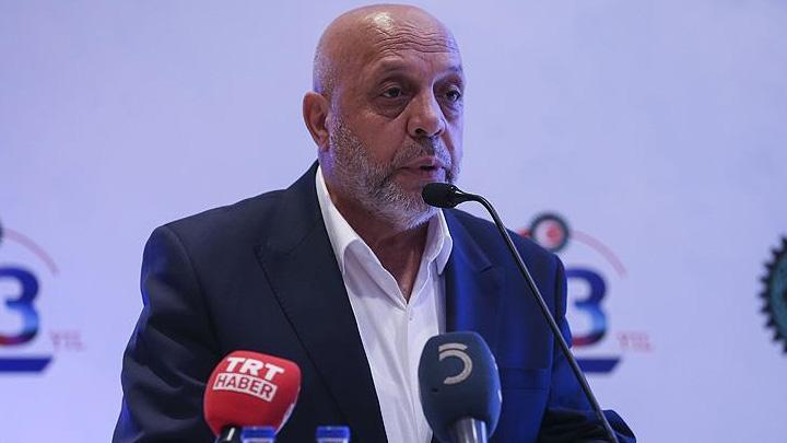 Hak-İş Genel Başkanı Arslan: Darbelerin karşısında demokrasinin yanında saf tuttuk