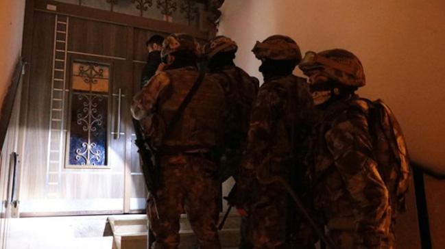 Gaziosmanpaşa'da uyuşturucu operasyonu: 40 gözaltı