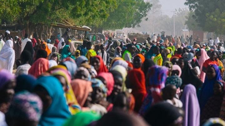 Nijerya'da yerinden edilmiş 145 bin kişi evine döndü