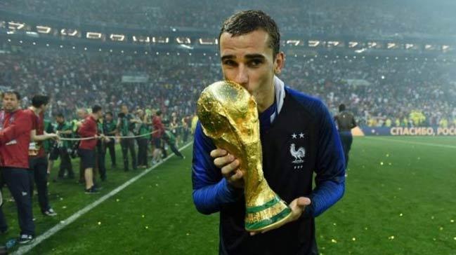 Antoine Griezmann: Hayalim Ballon d'Or…