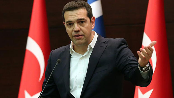 Yunanistan Başbakanı Çipras: Türkiye, etkili ve kritik bir güç