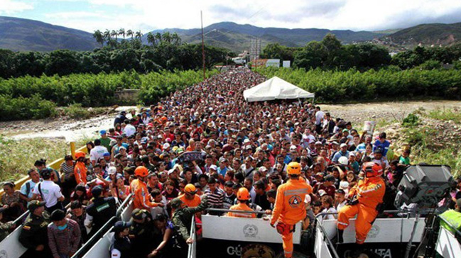 %C3%BClkesini+terkeden+Venezuelal%C4%B1+say%C4%B1s%C4%B1+3+milyona+ula%C5%9Ft%C4%B1