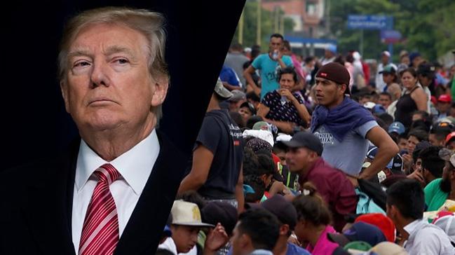 Trump+g%C3%B6%C3%A7men+beyannamesini+imzalad%C4%B1