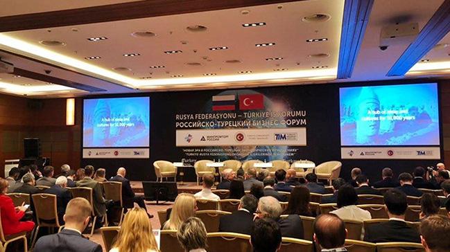 Rus-Türk İş Forumu