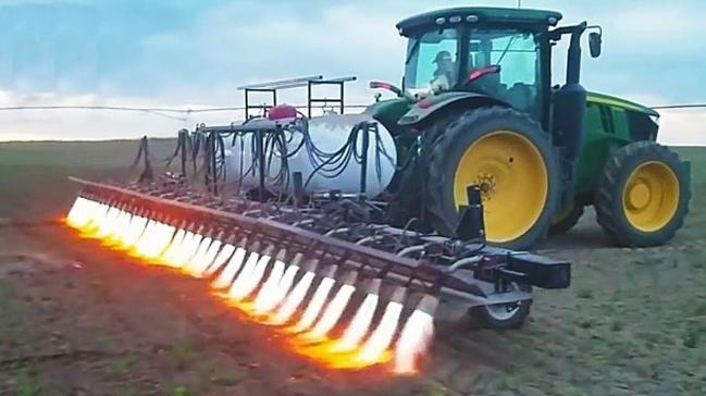 Tarım makineleri ihracatında hedef 800 milyon dolar