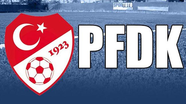 Trabzonspor, Kayserispor ve Bursaspor'a PFDK'dan ceza