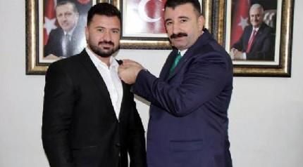 İzmir'de CHP'li meclis üyesi Doğan Bayram, AK Parti'ye geçti