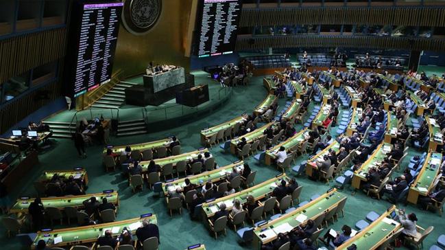 Türkiye'nin gündeme taşıdığı Myanmar kararı BM'den büyük destek aldı