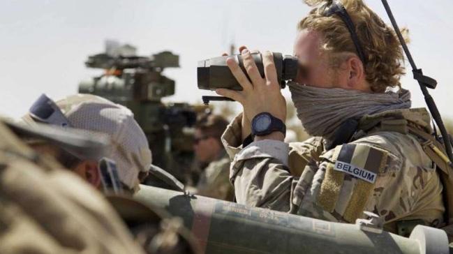 Belçika, Irak'tan askerini geri çekiyor