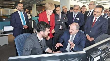 GE, Gebze'de uçak motoruparçası geliştirecek