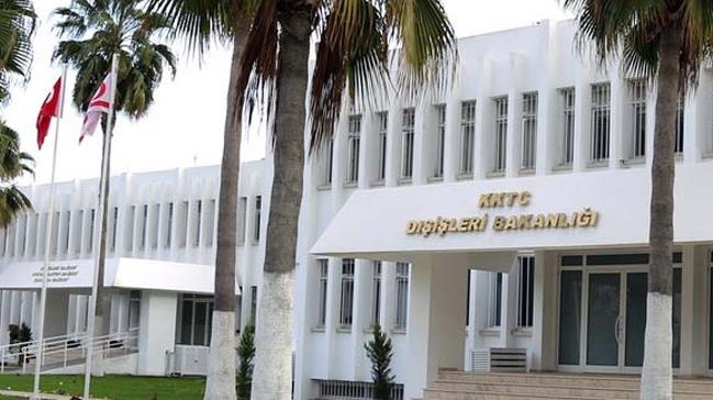 KKTC Dışişleri Bakanlığı: Rum kesiminin tek yanlı doğal gaz arama faaliyetlerine seyirci kalmayacağız