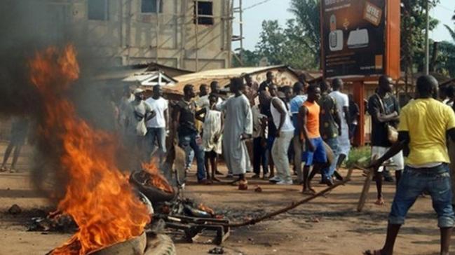 Orta Afrika Cumhuriyeti'nde Müslümanlara saldırılar düzenleyen grubun lideri UCM'ye teslim edildi