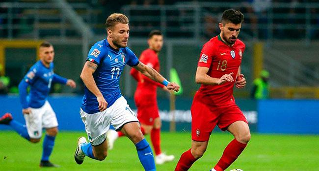 UEFA Uluslar Ligi'nde beşinci hafta, 7 maçla sona erdi