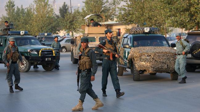 Afganistan'da kaymakam ve emniyet müdürü öldürüldü