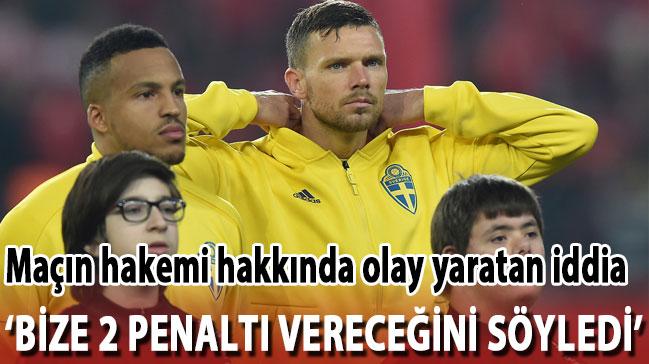 İnanılmaz hakem iddiası! 'Devre arasında bize 2 penaltı vereceğini söyledi'