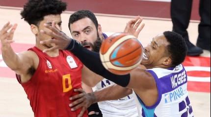 Galatasaray Afyon Belediyespor'a da kaybetti! 103-98