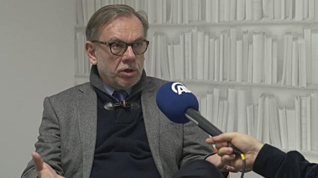 Fransız gazeteci Merchet: Kaşıkçı cinayeti Fransa'yı sıkıntıya soktu
