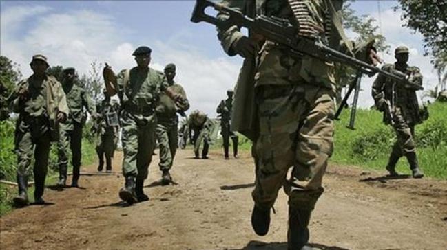 Kongo'da düzenlenen cenaze töreninde bir askerin açtığı ateş sonucu 5 kişi öldü