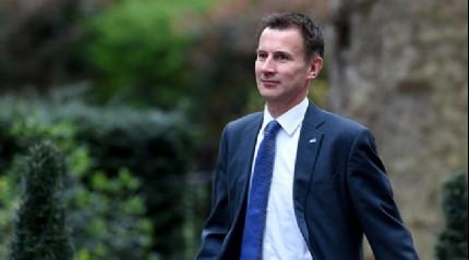 İngiltere Dışişleri Bakanı Hunt İran'a gidiyor