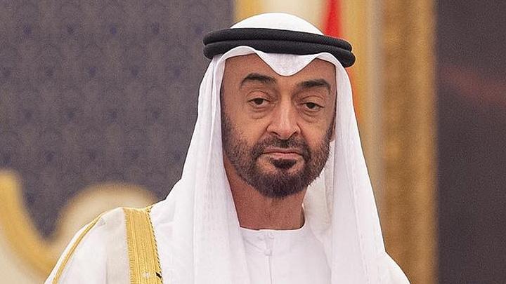 Fransa'da Abu Dabi Veliaht Prensi'ne suç duyurusunda bulunuldu