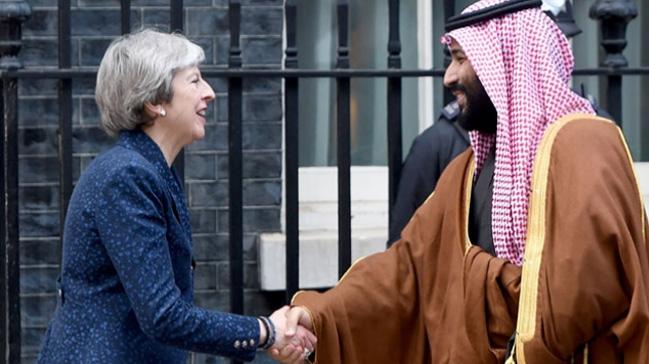 İngiltere Başbakanı Mayden Suudi Arabistana Türk yetkililerle iş birliği çağrısı 30
