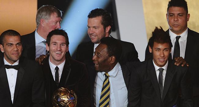 Pele'den Messi sözleri! 'Benimle kıyaslanamaz'