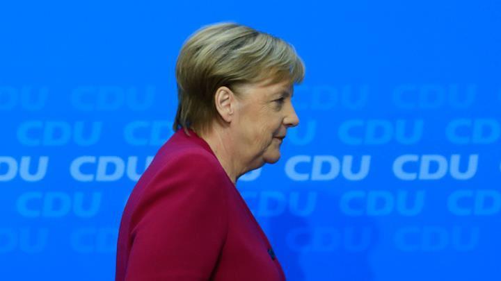 CDU Genel Başkanlığından ayrılacak Başbakan Merkel'in halefi yarın seçilecek